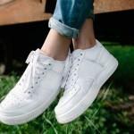 Удобно дамски ежедневни обувки