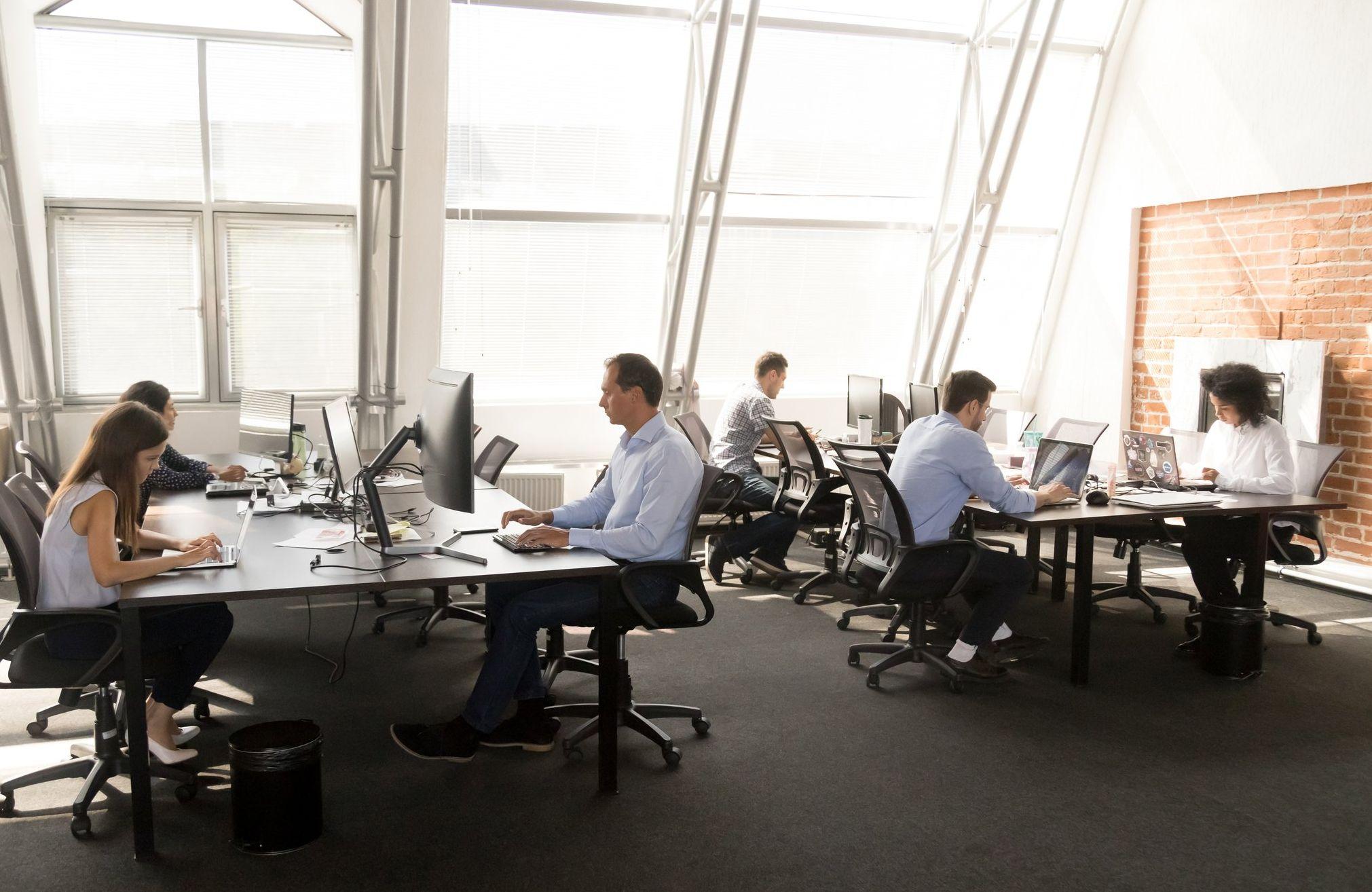 Офис столове – как да задоволим потребностите на всички в офиса